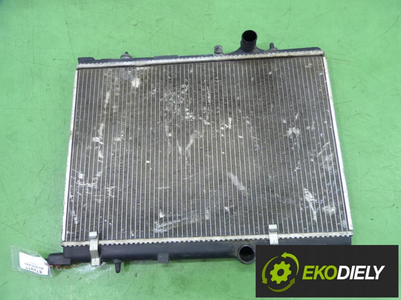 Chladič vody Peugeot 307