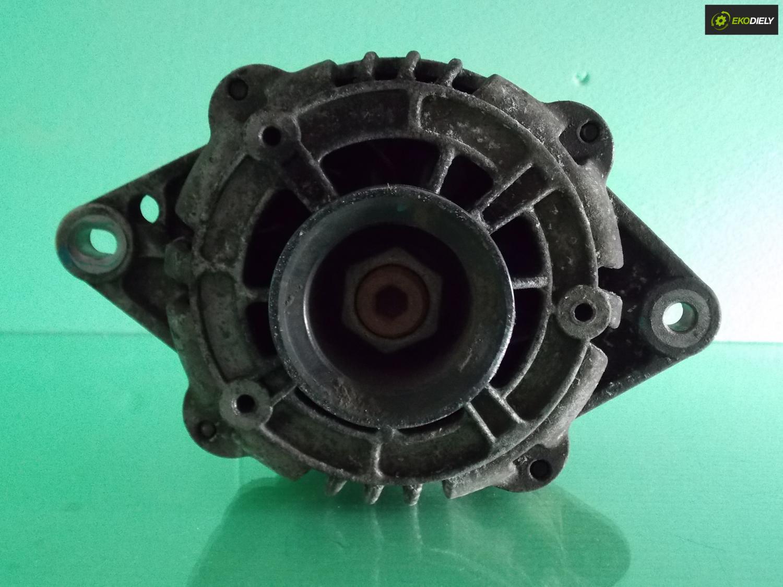 Alternátor Chevrolet Nubira, 1.6 16V, 3-pin konektor, 85A, 96540541 poškodená remenica