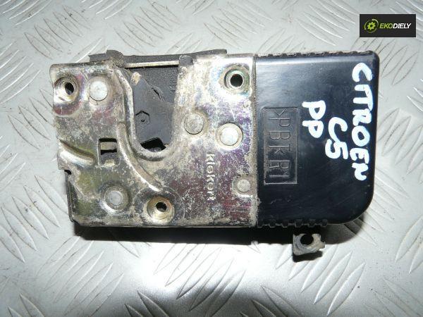 Citroen C5 01-04r zámok predný pravy 6 pin