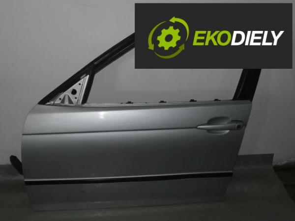 BMW E46 M47 2.0 D 136 HP 00r Dvere predný ľave