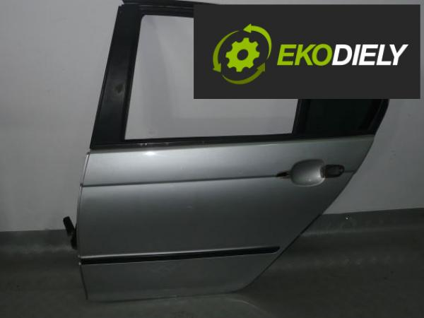 BMW E46 M47 2.0 D 00r Dvere zad ľave - SEDAN