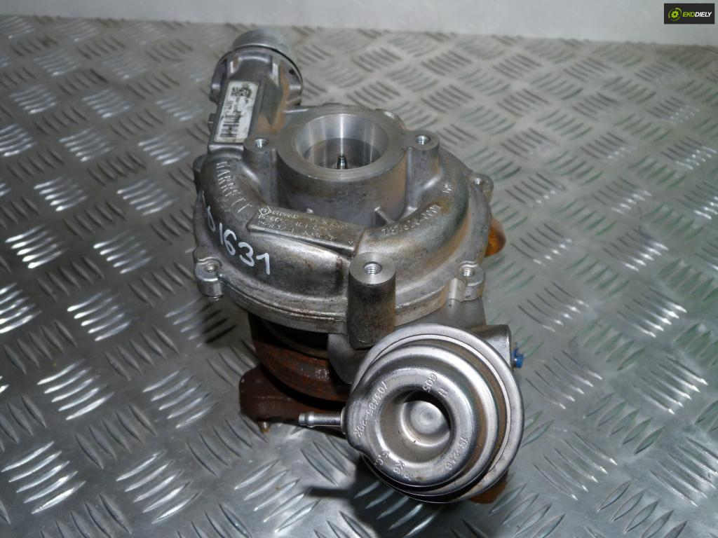 Turbodúchadlo, turbo Opel Movano, Vivaro 2.0, 2.3 CDTI Renault Master III, Trafic II 2.0, 2.3 DCi  H8200822404