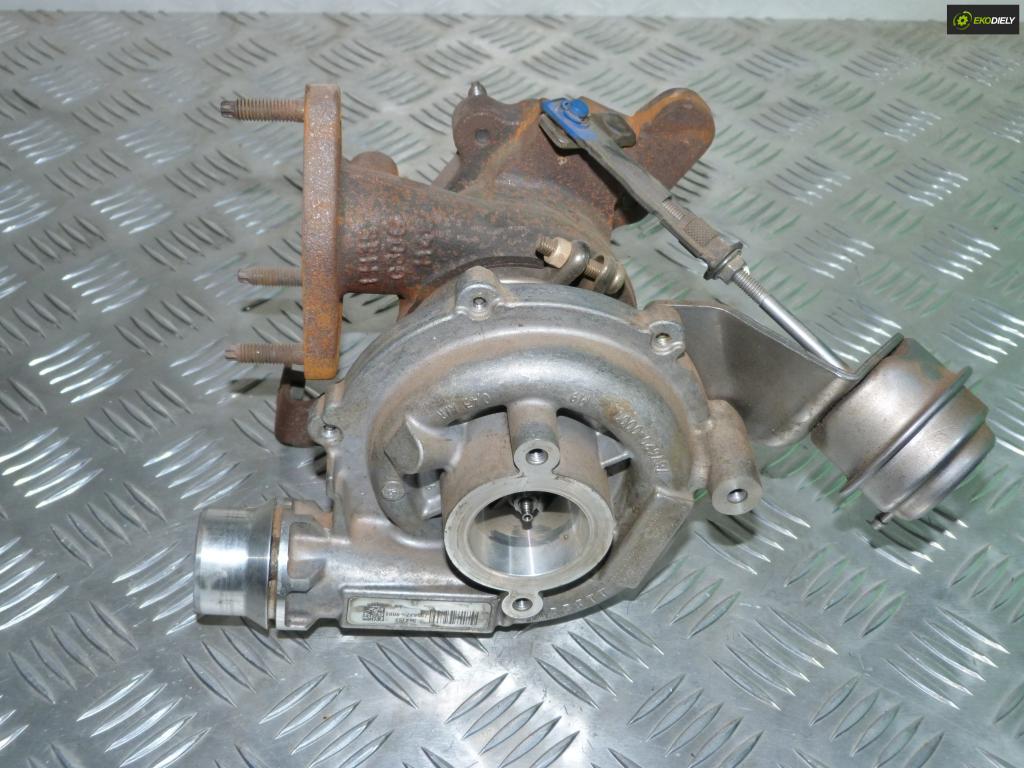 Turbodúchadlo Renault Master III 2,3 DCi  H8200822404
