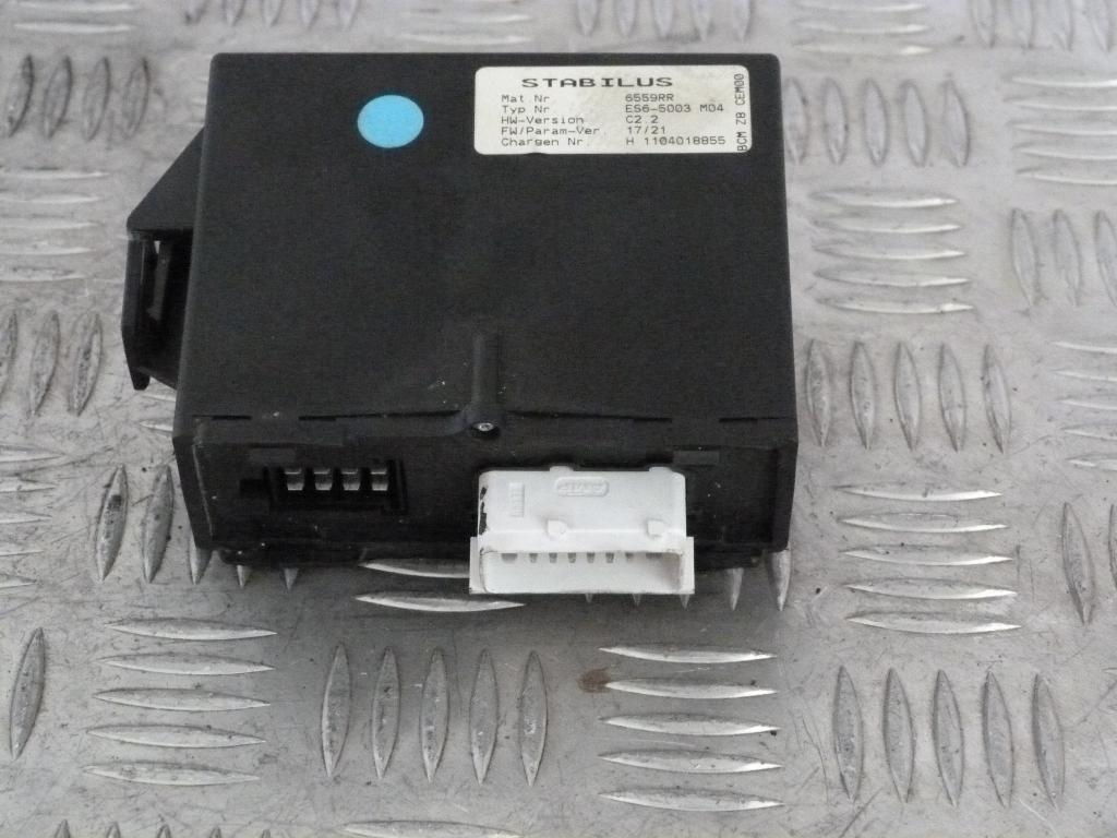 Peugeot 607  6559RR  Modul
