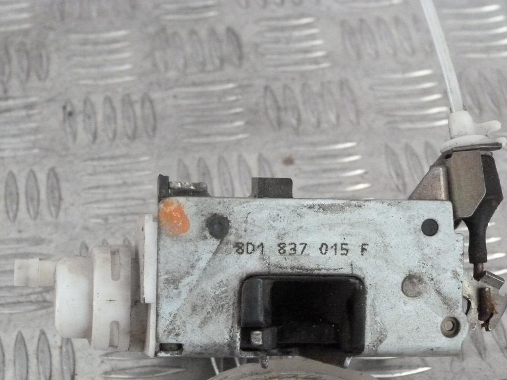 AUDI A4 B5 96-01   8D1837015F   Zamok predny ľavy