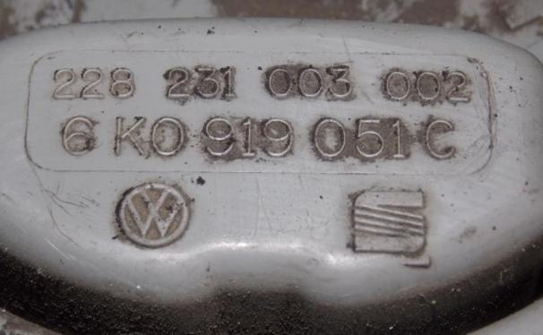 Plavák paliva Seat Cordoba, Ibiza II, Inca, VW Caddy, Polo 1.0, 1.4, 1.6, 1.8, 2.0 6K0919051C