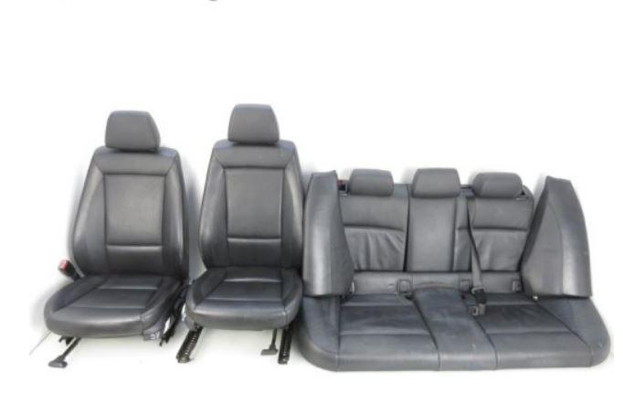 Sedadlá, sedačky - BMW E87 koža