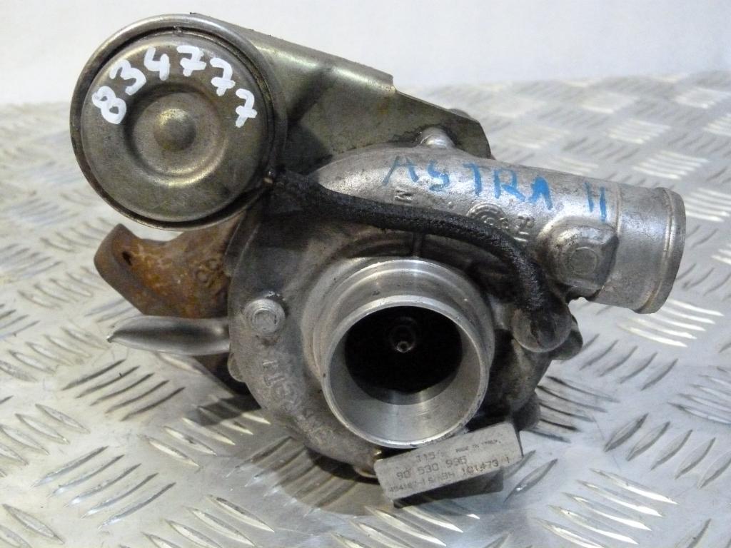Turbo, Turbodúchadlo Opel Astra G II 1.7TD 55kW  r.v. 98-05   90530995