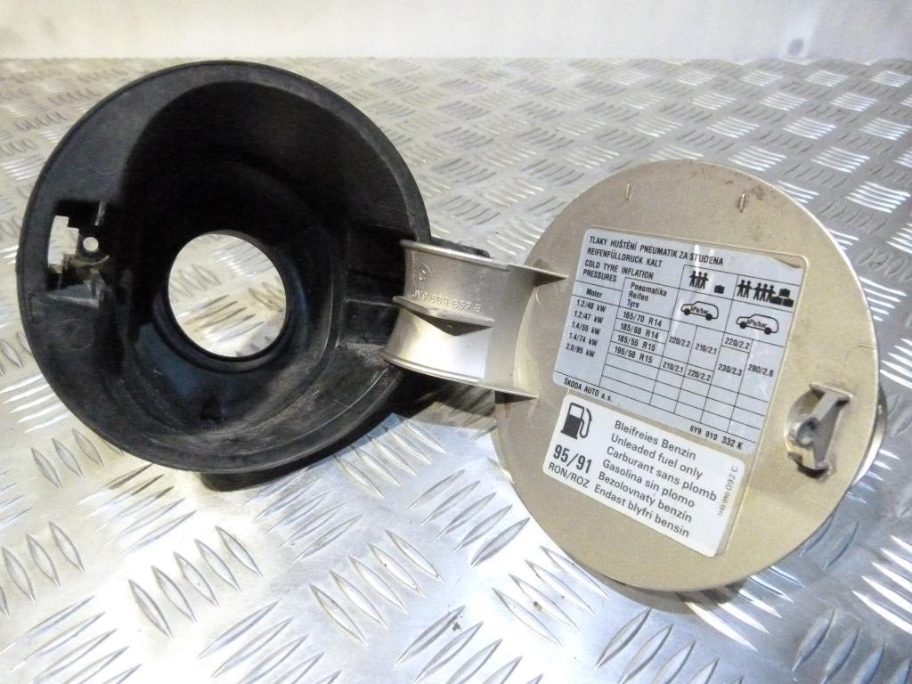 Dvierka otvárania nádrže paliva Škoda Fabia Combi I r.v. 99-08 6y9809857b