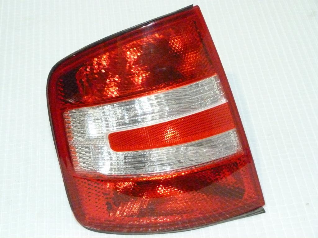 Svetlo zadné ľavé Škoda Fabia Combi/Sedan I r.v. 99-08