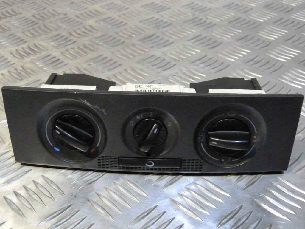 Panel, ovládanie kúrenia Škoda Fabia Combi I r.v. 99-08 6y0819045h 6q0819445   6y0819075a