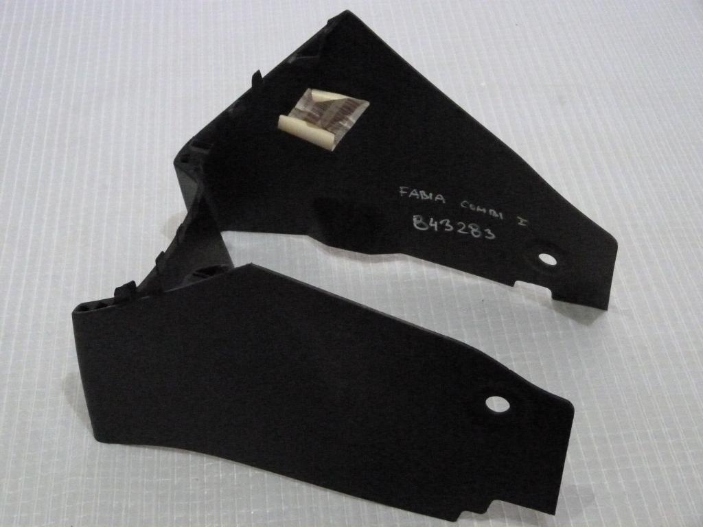 Kryt, stredový panel Škoda Fabia Combi I 1.2 HTP 6y1863243a