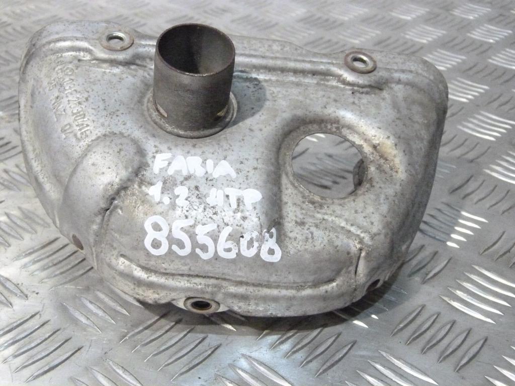 Kryt výfukových zvodov  Škoda Fabia 1.2B AZQ 03e253041e