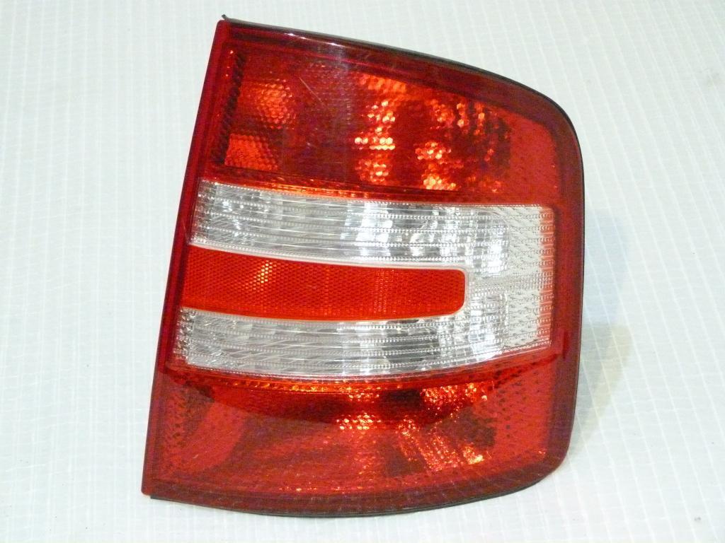 pravé Škoda Fabia  I r.v. 99-08