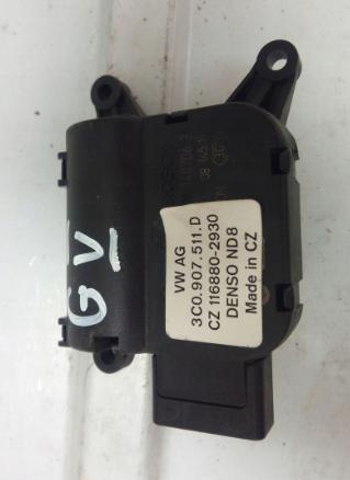 Motorček kúrenia 3C0907511D VW Golf 5 V . . ZA .