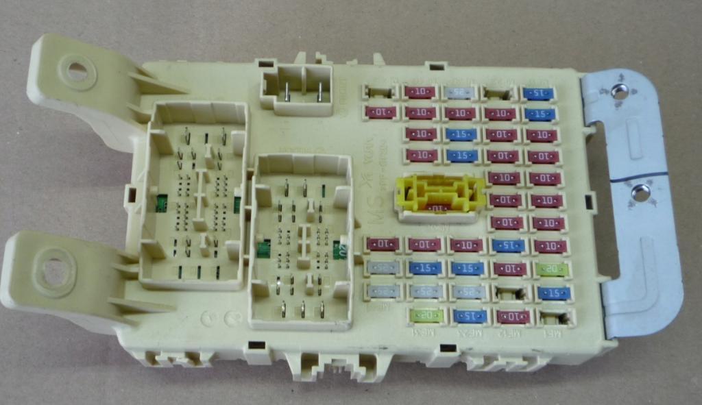 Modul BSI Kia Rio IV 1.2 B . . ZA .