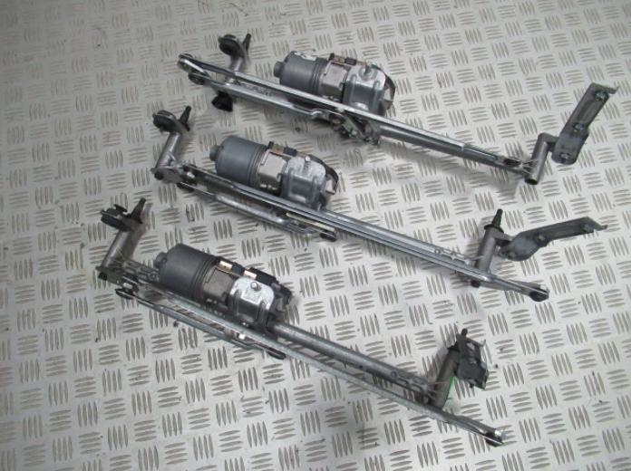 Mechanizmus Motorček stieračov VW Golf