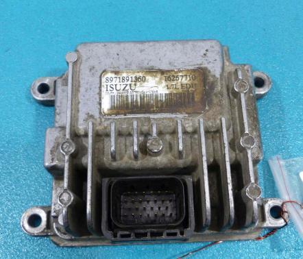 Riadiaca jednotka pumpy 16267710 Astra II G 1.7 DTI