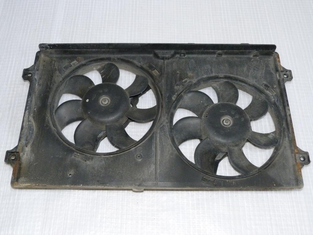 Ventilátory chladiča VW Sharan, Seat Alhambra, Ford Galaxy r.v. 1996-2010 7m0121207l, 7m0959455g, 853444f