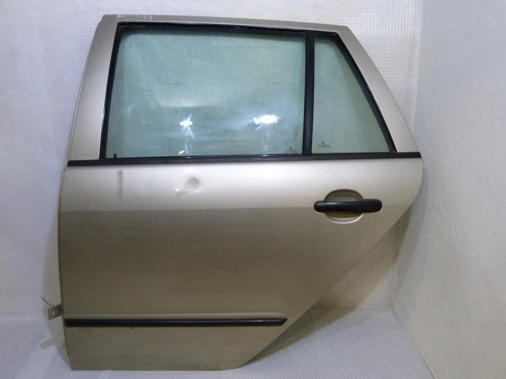 Dvere zadné ľavé škoda Fabia I Combi r.v. 1999-2007