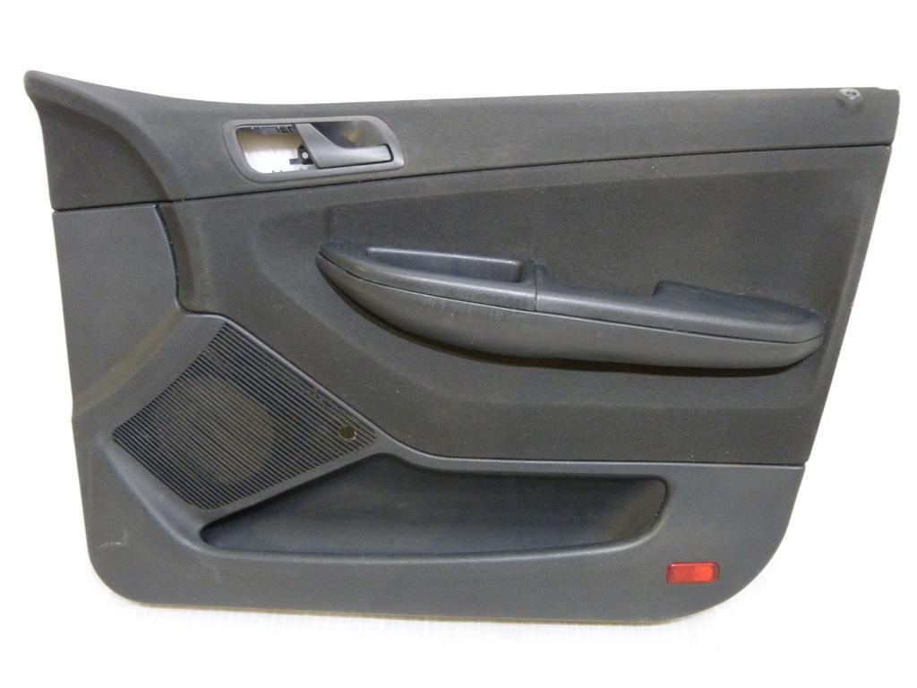 dverí predný pravý Škoda Fabia I r.v. 1999-2007