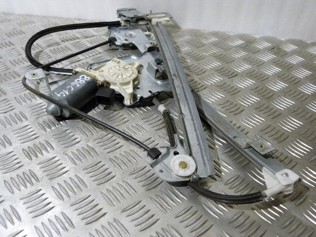 Motorček okna predný ľavý (bez mechanizmu sťahovania okna) Škoda Octavia I r.v. 1996-2010  6pin