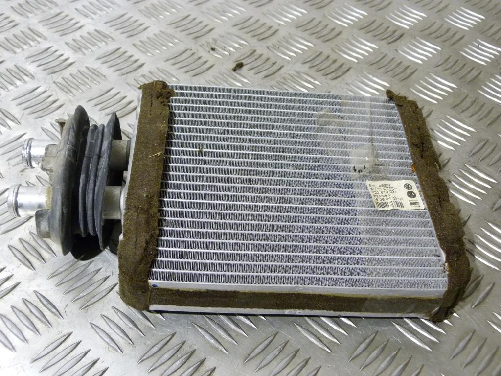radiátor kúrenia Audi  Škoda Fabia,   Seat Cordoba, IBIZA, VW Polo, FOX 6Q0819031