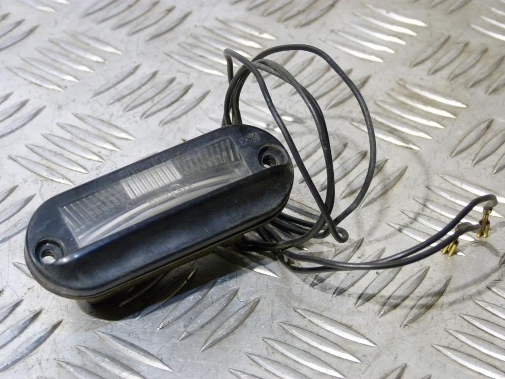 Osvetlenie poznávacej značky VW Sharan, Seat Alhambra, Ford Galaxy MK1 r.v. 1996-2000 7m0943021, 95vw13550aa