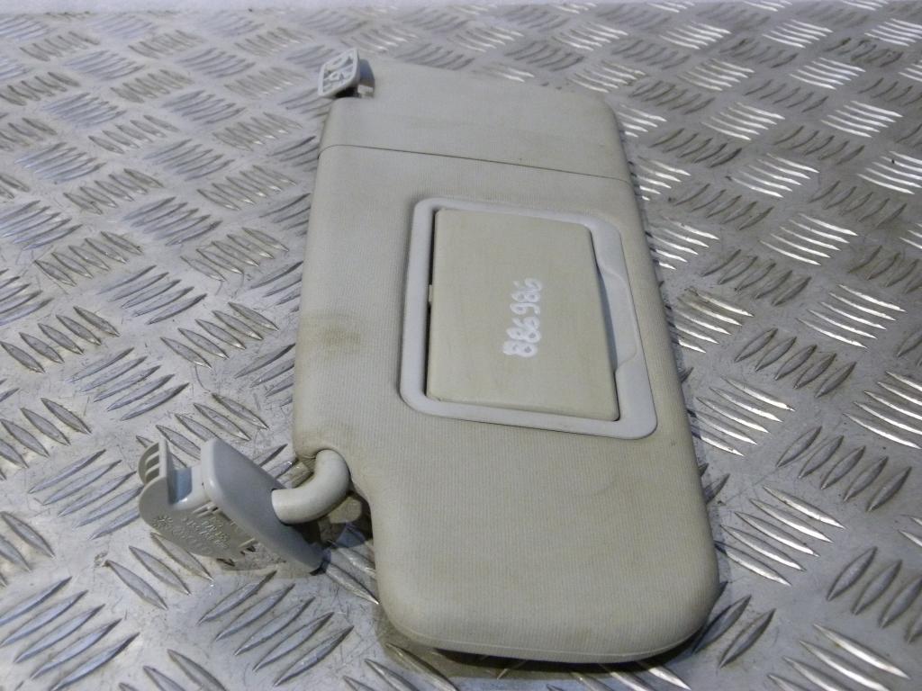 Slnečná clona ľavá Škoda Octavia I r.v. 1996-2000 8d0857551e