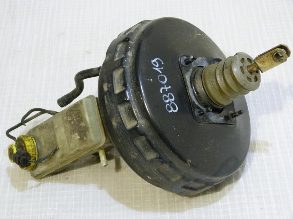 Hlavný brzdový valec + posilňovač bŕzd VW Sharan, Seat Alhambra, Ford Galaxy Mk1 1.9 TDI  r.v. 1996-2000 7m1612100f, 98vw2b195bb