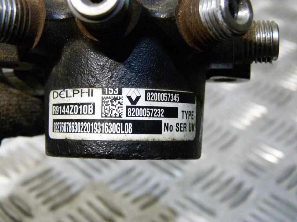 paliva   tlaku Renault  Clio,  Thalia 1.5 DCI 8200057345, 9307Z502B