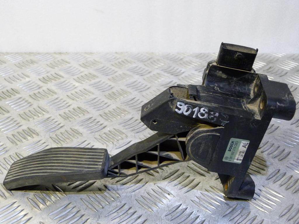 Potenciometer plynového pedálu Opel Astra G 1.7 DTI, 1.7TD, 2.0 DTL, 2.0 DTI 0281002278 6PIN