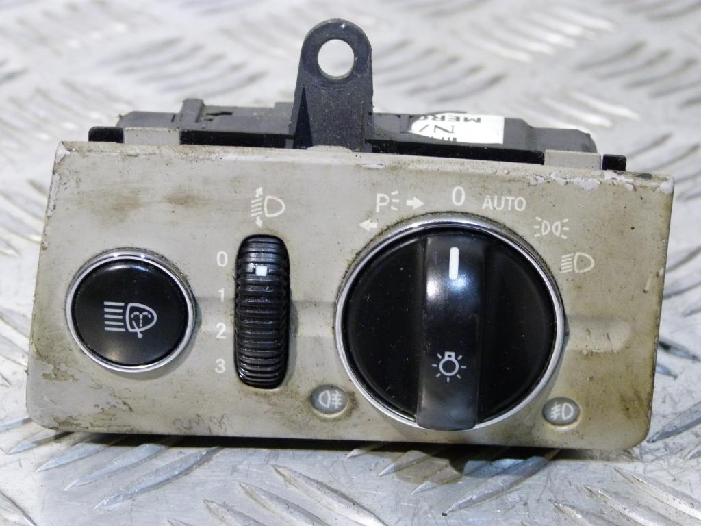 Prepínač svetiel Mercedes W211 2115450504, 04056063