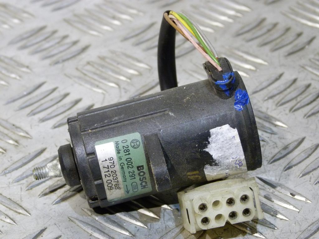 Potenciometer plynového pedálu BMW E38, E39 0281002291, 970203768, 1712009