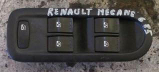Renault Megane Panel okien ľavý predný