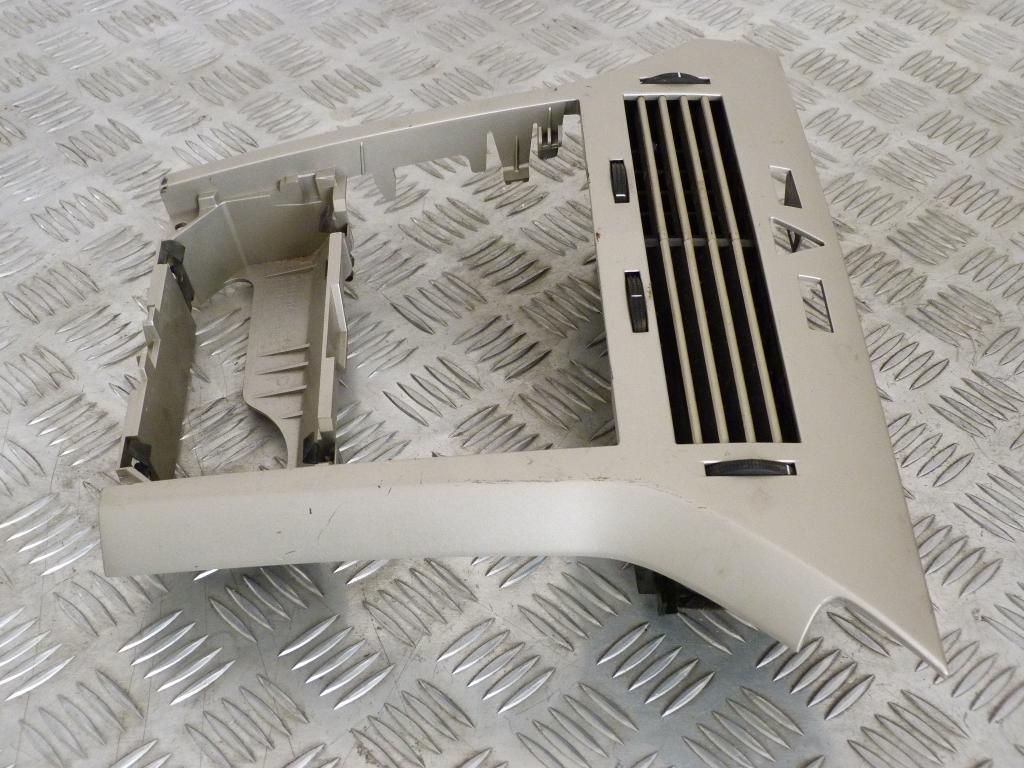 Stredový panel (rámček rádia) Opel Astra H 331985437, 13141091, 22465731, 330188061