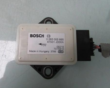 QASHQAI I J10 09R Snímač ESP Modul senzor