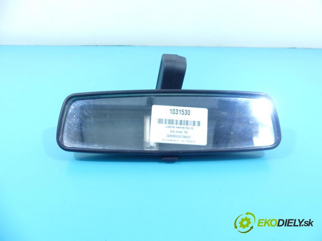Alfa romeo 159 1.9 JTD 150 HP manual 110 kW 1910 cm3 4- zrkadlo uvnitř: E9014310 (Spätné zrkadlá vnútorné)