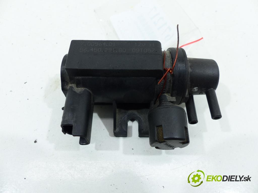 Ford Transit connect 1.8 TDCI 90 HP  66 kW 1800 cm3  Ventil tlaku  (Ventily)