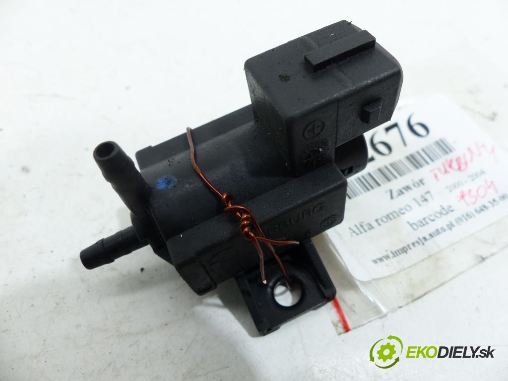Alfa romeo 147 1.9 JTD 16V 140 HP  103 kW 1900 cm3  Ventil  (Ventily)