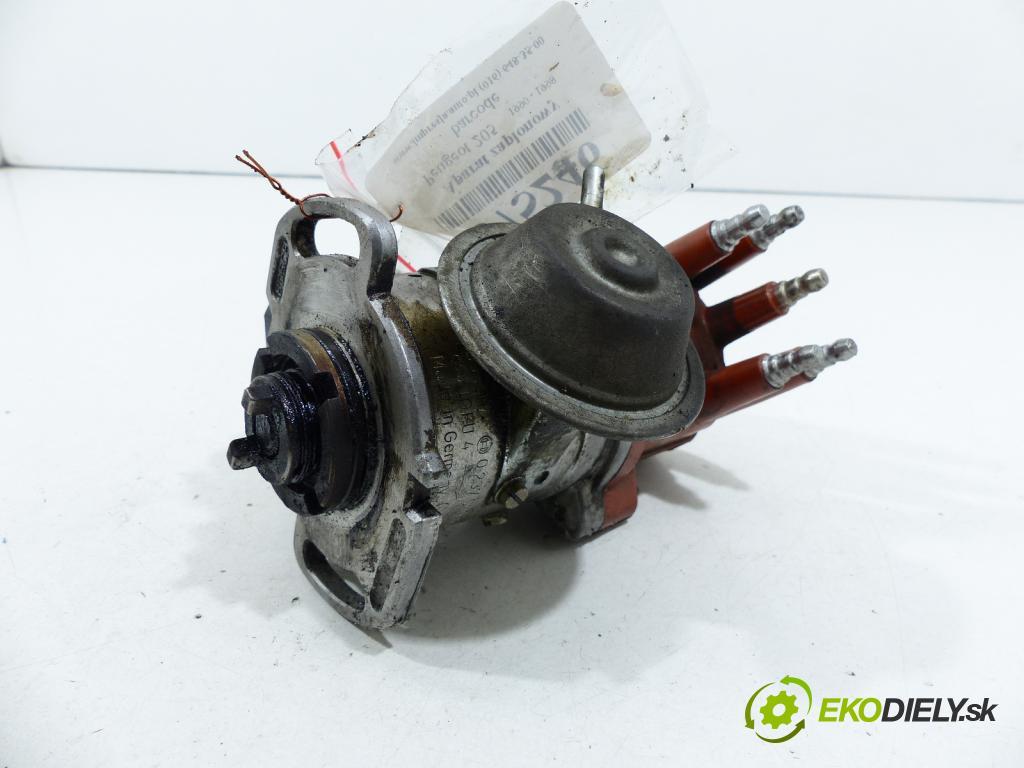 Peugeot 205 1.1 8V Karburátor   1100 cm3  Rozdeľovač -  (Rozdeľovače)