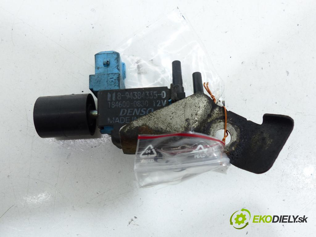 Opel Signum 3.0 CDTI V6 177 HP  130 kW 3000 cm3  Ventil  (Ventily)
