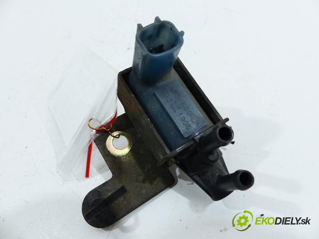 Infiniti I35 3.5 V6 258 HP  190 kW 3500 cm3  Ventil tlaku  (Ventily)