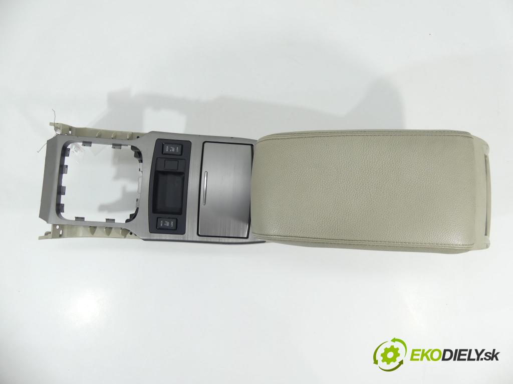 Subaru Outback IV 09-14 2.0D 150 HP  110 kW 2000 cm3  Lakťová opierka  (Lakťové opierky)