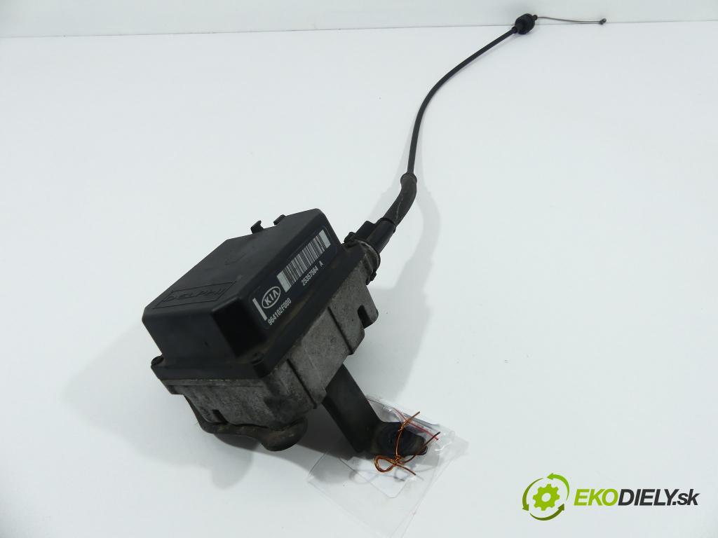Kia Cerato 2004-2008 2.0 16V 143 HP  105 kW 2000 cm3  Tempomat  (Ostatné)