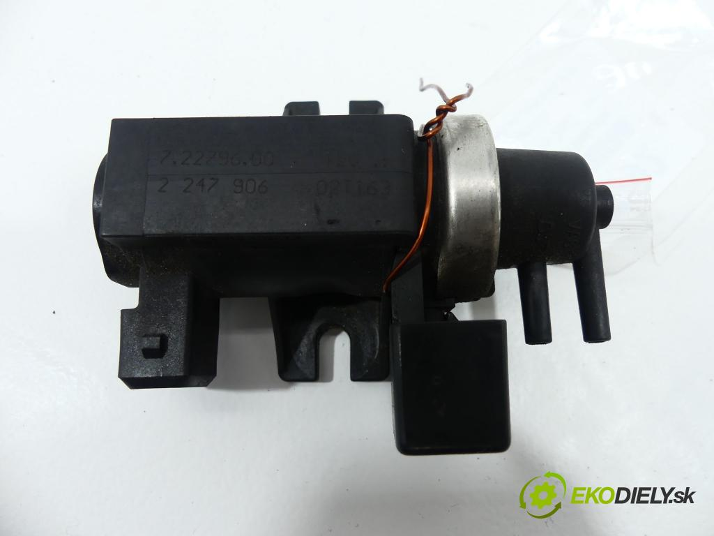 Bmw 3 e46 1998-2007 3.0d 184hp  135 kW 3000 cm3  Ventil tlaku  (Ventily)