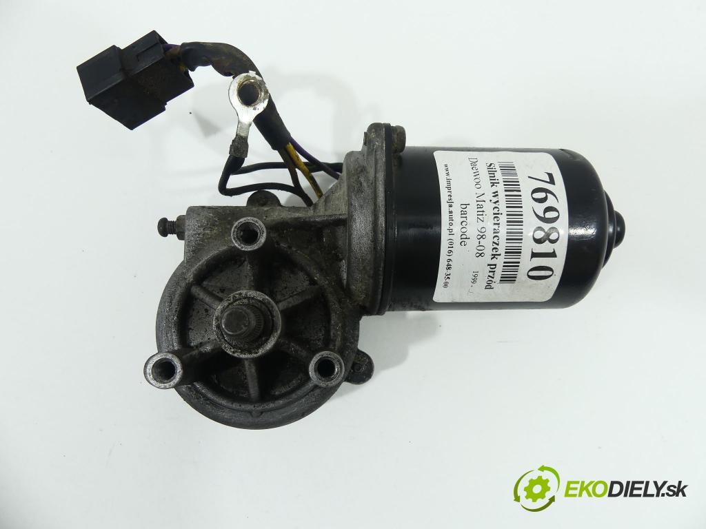 Daewoo Matiz 0.8B   800 cm3  motor stěračů přední část