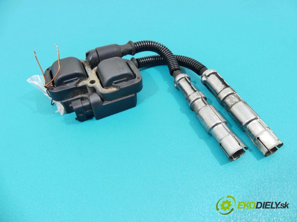 Mercedes ML W163 1997-2005 5.0 V6  215 kW 5000 cm3  Cievka zapaľovacia  (Zapaľovacie cievky, moduly)