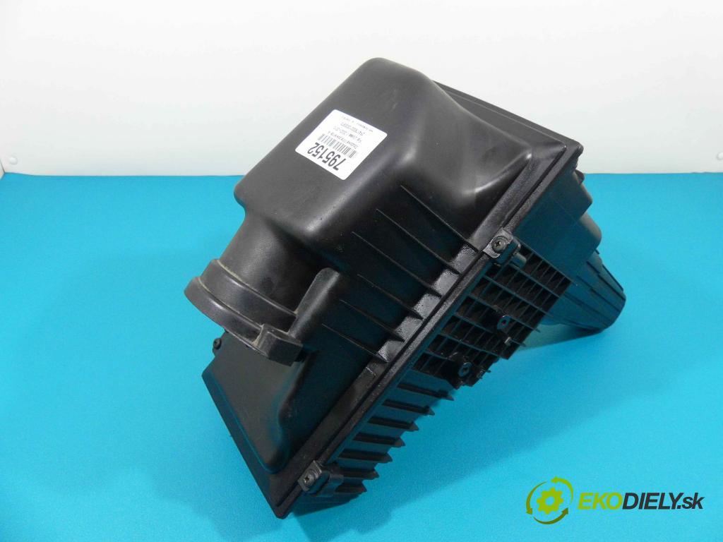 Fiat Ulysse II 2002-2010 2.0 JTD 109 hp manual 80 kW 1997 cm3  obal filtra vzduchu 9629040380 (Kryty filtrů)