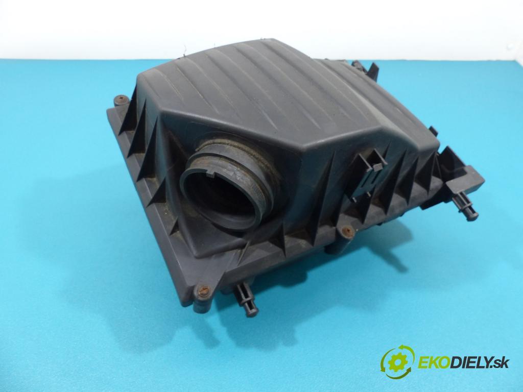 Opel Meriva A 2002-2010 1.6 16V - 101 hp manual 74 kW 1598 cm3  obal filtra vzduchu  (Kryty filtrů)